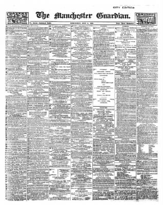 The Guardian From London Greater London England On July 9 1919 1