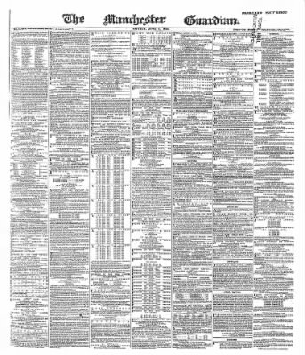 The Guardian from London, Greater London, England on June 4, 1883 · 1