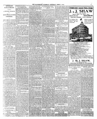 The Guardian from London, Greater London, England on April 5, 1913 · 11