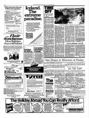 The Observer from London, Greater London, England on March 24, 1974 · 40