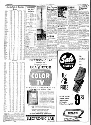 The Courier News from Blytheville, Arkansas on July 28, 1954 · Page 14