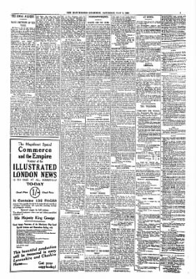 The Guardian from London, Greater London, England on May 2, 1925 · 7