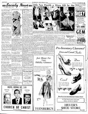 The Courier News from Blytheville, Arkansas on November 30, 1950 · Page 4