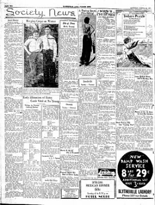 The Courier News from Blytheville, Arkansas on March 23, 1935 · Page 2