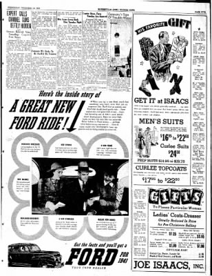 The Courier News from Blytheville, Arkansas on December 18, 1940 · Page 5