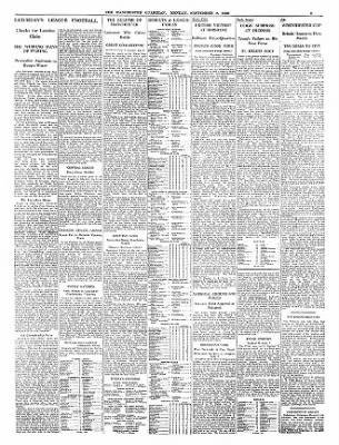 The Guardian From London Greater London England On September 8 1930 3
