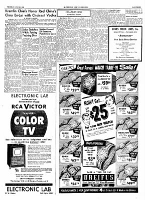 The Courier News from Blytheville, Arkansas on July 29, 1954 · Page 3