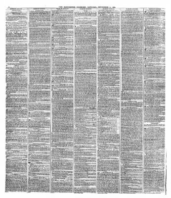 0fbdcbdbd5b The Guardian from London, Greater London, England on September 2, 1865 · 8