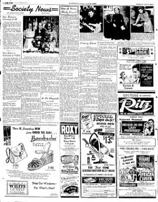 The Courier News from Blytheville, Arkansas on May 6, 1952 · Page 4