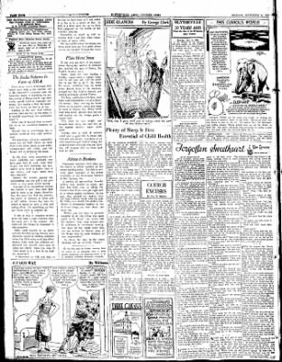 The Courier News from Blytheville, Arkansas on November 6, 1933 · Page 4
