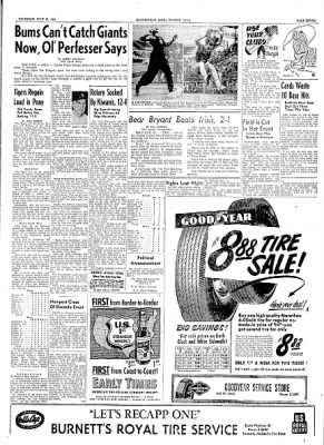 The Courier News from Blytheville, Arkansas on July 29, 1954 · Page 7