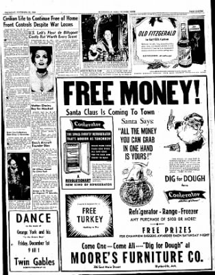 The Courier News from Blytheville, Arkansas on November 30, 1950 · Page 11