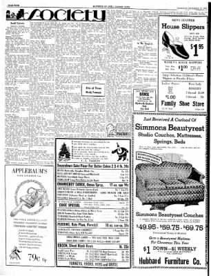 The Courier News from Blytheville, Arkansas on December 19, 1940 · Page 4