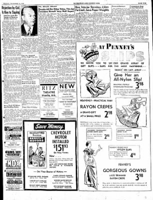 The Courier News from Blytheville, Arkansas on November 14, 1949 · Page 5