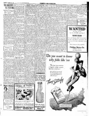 The Courier News from Blytheville, Arkansas on March 25, 1935 · Page 3