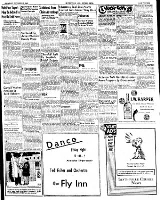 The Courier News from Blytheville, Arkansas on November 30, 1950 · Page 13