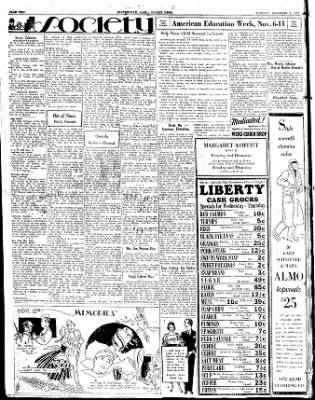The Courier News from Blytheville, Arkansas on November 7, 1933 · Page 2