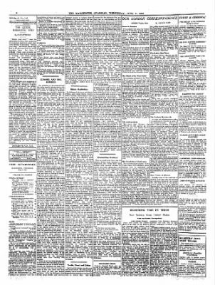 The Guardian from London, Greater London, England on June 8, 1938 · 8