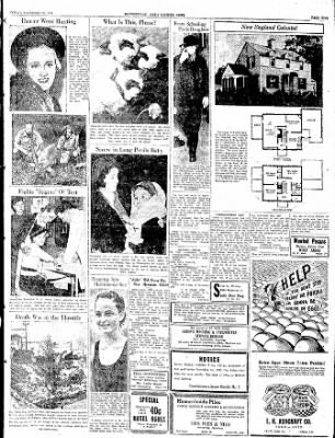 The Courier News from Blytheville, Arkansas on November 26, 1937 · Page 5