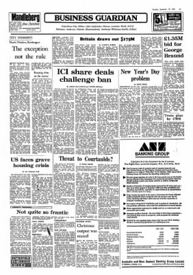 The Guardian from London, Greater London, England on December 30, 1969 · 11