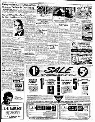 The Courier News from Blytheville, Arkansas on November 30, 1950 · Page 15