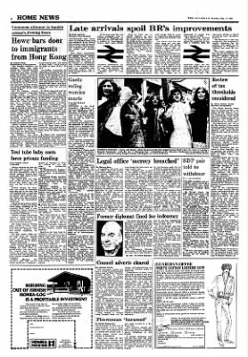 The Guardian from London, Greater London, England on May 17, 1984 · 4