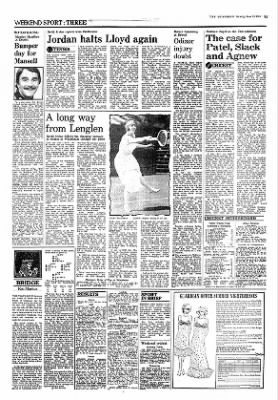 the guardian from london on june 23 1984 15