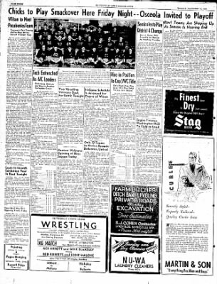 The Courier News from Blytheville, Arkansas on November 14, 1949 · Page 8