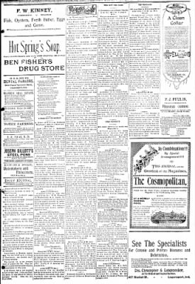Logansport Pharos-Tribune from Logansport, Indiana on January 24, 1895 · Page 3