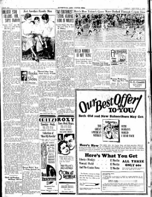 The Courier News from Blytheville, Arkansas on November 7, 1933 · Page 6
