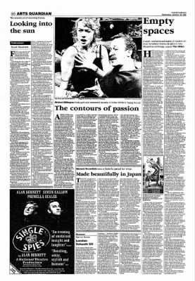 The Guardian from London, Greater London, England on January 25, 1989 · 46