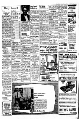 The Courier News from Blytheville, Arkansas on April 22, 1968 · Page 7