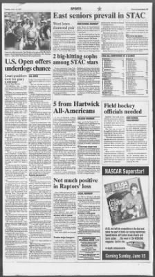 Press and Sun-Bulletin from Binghamton, New York on June 10, 1997 · 16