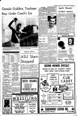 The Courier News from Blytheville, Arkansas on April 22, 1968 · Page 9