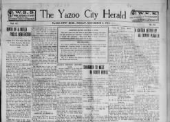 The Yazoo Herald