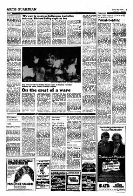 The Guardian from London, Greater London, England on May 12, 1981 · 9