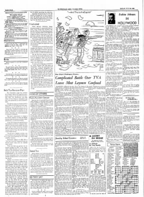 The Courier News from Blytheville, Arkansas on July 30, 1954 · Page 4