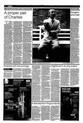 The Guardian from London, Greater London, England on July 11, 1992 · 26