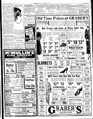 The Courier News from Blytheville, Arkansas on November 9, 1933 · Page 3