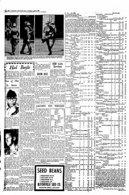 The Courier News from Blytheville, Arkansas on April 23, 1968 · Page 2