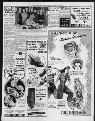 Press and Sun-Bulletin from Binghamton, New York on June 23, 1944 · 19