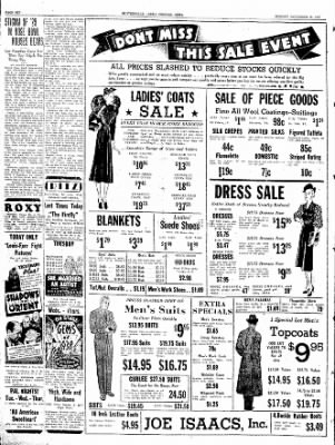 The Courier News from Blytheville, Arkansas on November 29, 1937 · Page 6