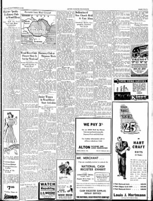 Alton Evening Telegraph from Alton, Illinois on September 10, 1940 · Page 3
