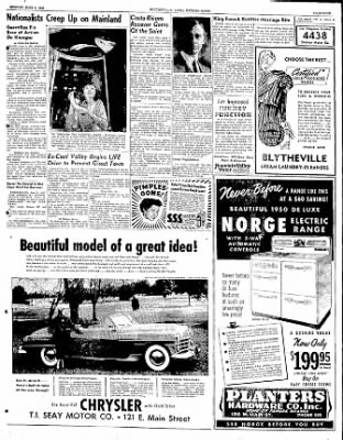 The Courier News from Blytheville, Arkansas on June 5, 1950 · Page 9