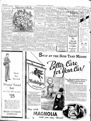 The Courier News from Blytheville, Arkansas on March 28, 1935 · Page 7