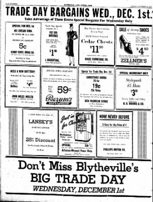 The Courier News from Blytheville, Arkansas on November 29, 1937 · Page 14