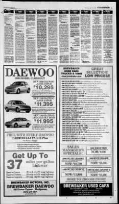 The Montgomery Advertiser from Montgomery, Alabama on April 22, 2000 · 43