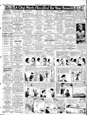 The Courier News from Blytheville, Arkansas on March 29, 1935 · Page 7
