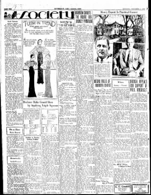 The Courier News from Blytheville, Arkansas on November 11, 1933 · Page 2