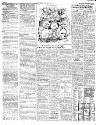 The Courier News from Blytheville, Arkansas on November 16, 1949 · Page 6